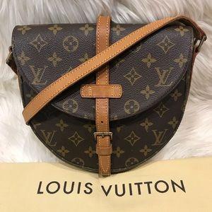 Authentic Louis Vuitton Chantilly GM #2.5M